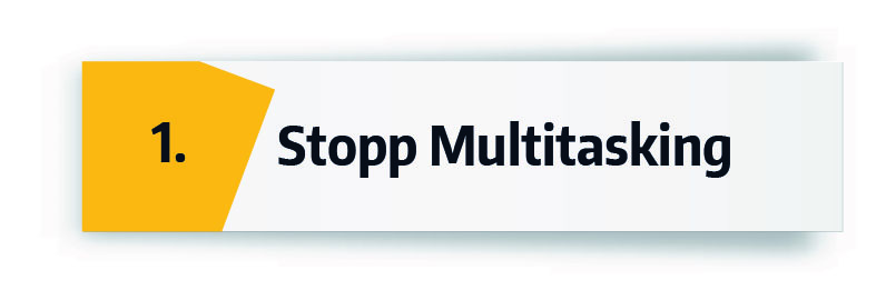 gespräche führen-stopp multitasking